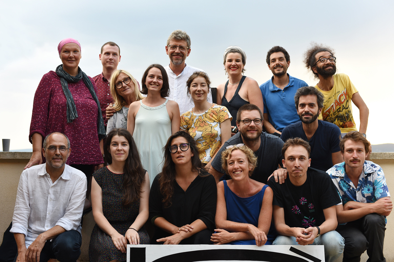 le Comité des Rencontres de Lure en 2017 © Michel Balmont